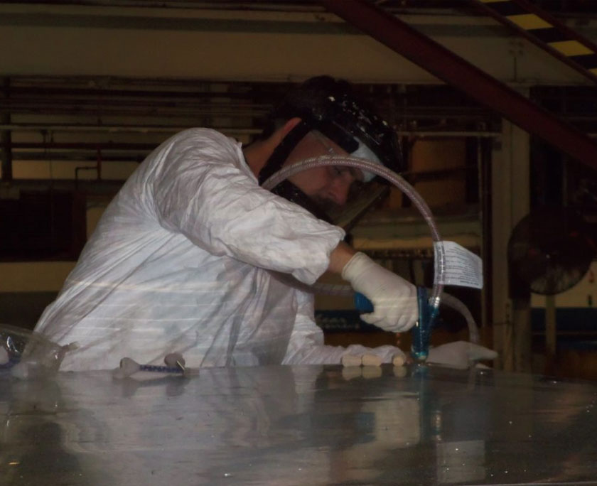 Handi Foam 174 Channel Fill Ef Low Pressure Pour In Place